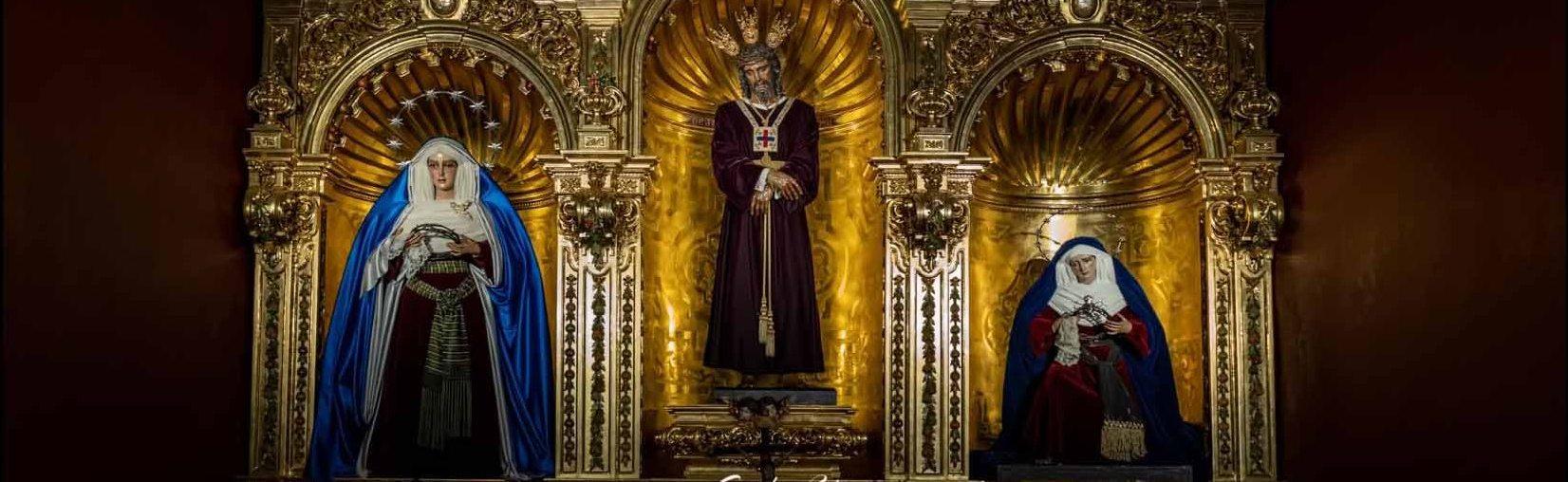 Antigua y Venerable Hdad. Servita y Cofradía de Nazarenos de Mª Stma. de los Dolores, Ntro. Padre Jesús Cautivo y Rescatado y Ntra. Señora de la Esperanza